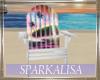 (SL) KAHLUI Beach Chair