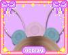 Mom's Pink Bunny Ears