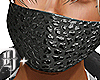 D+ Leather Mask Leo