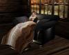 (EWC) Chair W/ Blanket