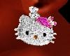 Hello Kitty Earrings S1