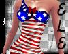 [Ele]4th July DRESS
