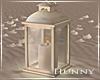 H. Wedding Beach Lantern