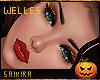 Aries Welles Makeup