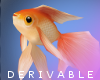 !P Fish Spirit Pet M / F