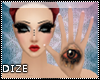! DZ! Eye Tattoo + Pose