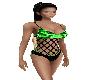 Neon Green swimmingsuit