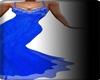 VICTORIA blue Dress