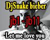 DjSnake Justin bieber