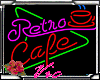 Retro Cafe (furnished)