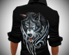 Tribal Wolf shirt