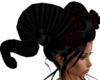 Rose,Black Horns