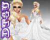 DT4U Luxury Bridal gown