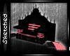 Pvc Pink Throne
