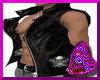 Black Layerable Vest