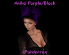 Anika Purple/Black