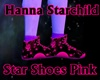 Star Shoes Pink