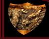 Copper Dragon Shield