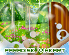Paradise Vector Heart