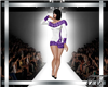 Gia Sweater Dress Purple