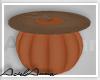 Pumpkin Side Table