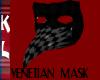 dark venetian mask