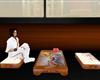 Sosai Oyama Sakura Table