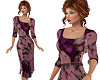 TF* Plum Perfection Dres