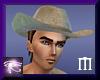 ~Mar Cowboy Hat Tan