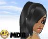 ~MDB~ BLACK AIMA HAIR