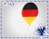 Germany BDay Balloon
