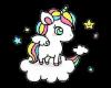 [D.E] Cute Unicorn
