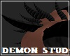 Demon Stud Body Horns
