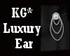 KG*LuxuryEarings