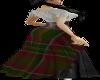 *MCA*Hepburn Tartan Dres