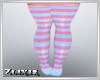 [Zlix]Stripe Candy Socks