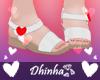 Kid Heart Sandals