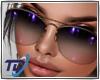 Sun Glasses \Purple