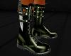 ARMY COMBAT BOOTS khaki