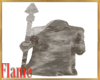 ancient warrior Statue
