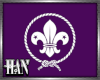 H► World Scout Flag