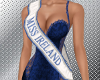 Miss Ireland sash