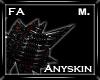 (FA)AS Spike Pauldrons M