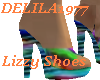 Lizzy Shoes-Neon mix