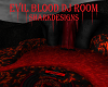 SD Evil Blood&Lava Room