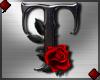 Rose Letter T