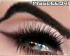 *MD*Eyebrows Noir n.4