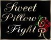 Sweet Pillow Fight Gold