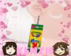 crayola earrings,,,