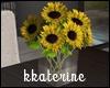 [kk] Sunflower Vase